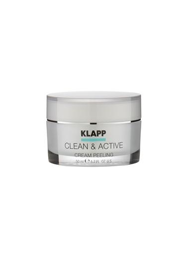 Clean&Active Cream Peeling 50 Ml-Klapp